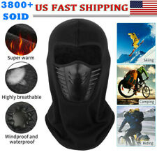 Balaclava Hat Full Face Shield Cap Winter Cycling Ski Sport Fleece Headwear