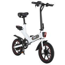 14'' E-Bike Folding Electric Bike 36V 350W Motor Electric Bicycle City E-Bike