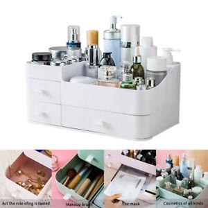 Makeup Drawers Box Desktop Storage Jewelry Container Cosmetic Case Organizer UK