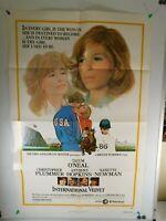 """International Velvet 1978 Original 1 Sheet Movie Poster B STYLE 27"""" x 41"""""""