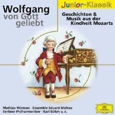 MATHIAS/+ WIEMAN - WOLFGANG VON GOTT GELIEBT (ELOQUENCE JUN.)  CD NEW+