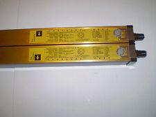 OMRON Type 4 Safety Light Curtain Sensor Bar F3SN-A0727P25 D&L Emitter Receiver