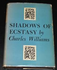 Charles Williams Shadows of Ecstasy 1950 1ST US EDITION