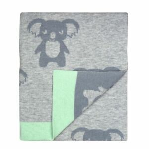 Weegoamigo Hola Knit Blanket Billy Koala