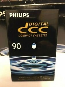 Philips Digital Compact Cassette D90 New in original sealed package