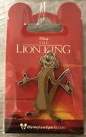 PIN'S Disneyland Paris TIMON OE