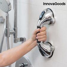 Halte Griff Bad Duschgriff Vakuum Saugnapf Aufstehhilfe Dusche WC Toilette Wand