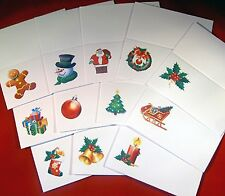 Christmas Festive Table Place Name Cards Office Party Meal Wedding Tent Fold