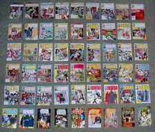 Vintage Star Wars,RETURN OF JEDI COMICS 109-155 +ANNUALS.MINI COMIC COVERS.SET 6