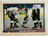 1991-92 Bowman - WAYNE GRETZKY #176 Los Angeles Kings