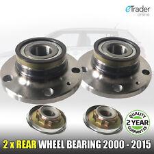 Skoda Fabia Rear Wheel Bearing Kit Hub All Models 2000-2015 PAIR Qty x 2 NEW