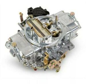 600 CFM Holley Street Warrior 0-1850s Carburetor Manual Choke