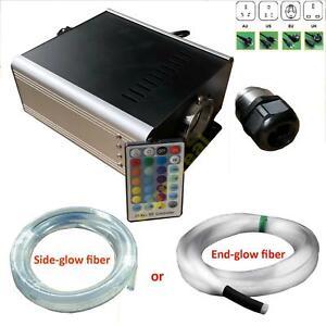 Led Fiber Optic Light For Pool Spa Bar Home Airport Petrol Station Lights Decors