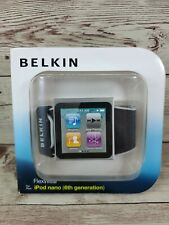 NEW Belkin Flexwear Apple iPod Nano 6th Gen Wrist Strap Watch Band Case 🍎