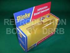 Dinky #449 Johnston Road Sweeper - Reproduction Box by DRRB