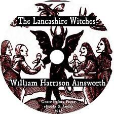 Lancashire Witches, Harrison Ainsworth Audiobook 1 MP3 CD Unabridged Free Ship