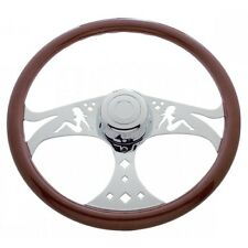 "Lady steering wheel (18"")  - Freightliner 1989 - July 2006"
