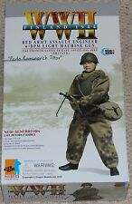 dragon action figure russian red army ww11 1/6 12'' box 70750 did cyber hot toy