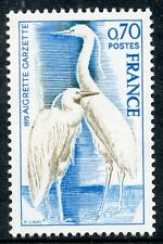 STAMP / TIMBRE FRANCE NEUF LUXE N° 1820 ** FAUNE / AIGRETTE GARZETTE