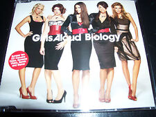 Girls Aloud Biology Rare Australian Bumper Fan CD - Like New