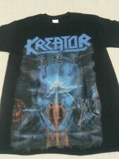 "Kreator "" Cause for Conflict "" size XXL.    t shirt in black. 100 % official."