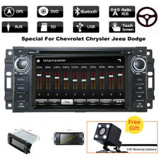 Multimedia Stereo Car Radio DVD Player GPS Navigation for Jeep Wrangler +FreeCam