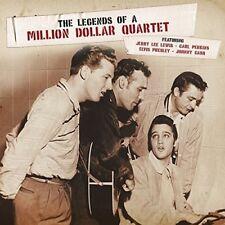 Legends Of A Million Dollar Quartet 180g Vinyl LP Elvis Jerry Lee Carl Perkins