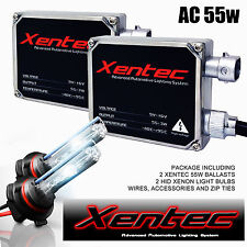Honda Accord Civic Element Fit Xentec HID XENON 55W Kit 9005 9006 H4 6000k 8000k