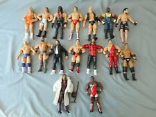 WWE JAKKS PACIFIC WRESTLING ACTION FIGURE LOT WWF WCW ECW UFC