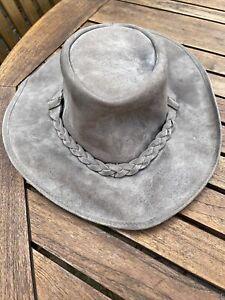 Australian Bush Hat Co - Genuine Leather Hat