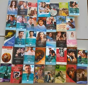 MILLS & BOON romance x37 book bundle mixed lot, MEDICAL, modern, DESIRE