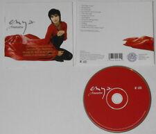 Enya  Amarantine   - U.S promo cd  Gold DJ Stamp