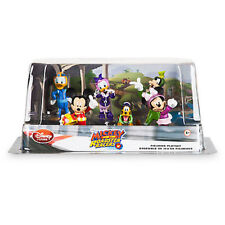 Disney Store Mickey and the Roadster Racers Figure Play Set of 6 Cake Toppers