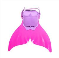 Flipper Diving Fins Tail Flipper Swimwear For Kid Freestyle Butterfly Backstroke