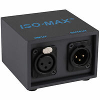 Jensen Iso-Max PI-XX Single Channel XLR Line Input Isolator
