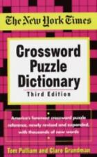The New York Times Crossword Puzzle Dictionary - Acceptable - Pulliam, Tom -