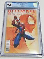 Ultimate Spider-Man #150 Campbell Variant CGC 9.8 NM/MT Marvel 2011 1:25