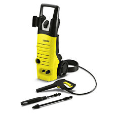 Karcher K3 1800 PSI 1.5 GPM Electric Portable Rolling Power Pressure Washer