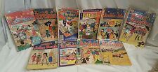 Lot of 27 Archie Comics Life with Archie, Archie's Joke Book, Betty & Veronica