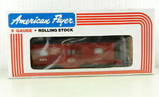 AMERICAN FLYER/Lionel S Scale #4-9404 NYC Bay Window Caboose Lighted ~NIB~ T140