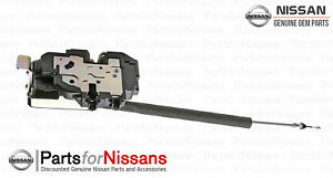 Genuine Nissan 2009-2014 Cube Rear Door Hatchback Liftgate Lock Actuator NEW OEM
