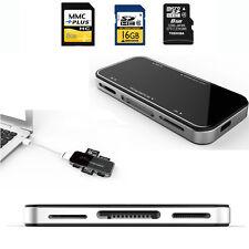 All-in-1 USB 2.0 Multi Memory Card Reader Adapter TF SD SDHC Kartenlesegerät BK