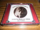 PETER HAMMILL - LIVE IN BERLIN 1992 - 2 CD & DVD - VAN DER GRAAF GENERATOR