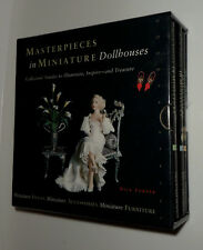 Masterpieces in Miniature: Dollhouses: 3 Vol. Boxed Set / Nick Forder | HB, 1999