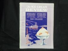 1924 NOVEMBER THE ICE CREAM REVIEW MAGAZINE - GREAT COVER & ADS - ST 1008