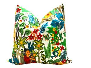 Frida Kahlo Cotton Cushion Cover 50*50CM Bed Home Decor Decorative Pillow Case