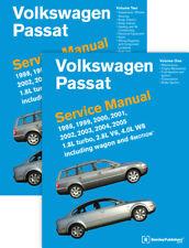 Volkswagen Passat Service Repair Manual 1998-2005 (Hardcover) VP05 NEW!
