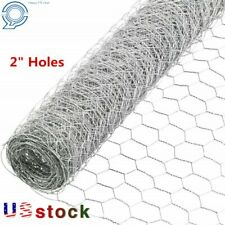 Galvanized Poultry Net - Metal Mesh Fencing / Chicken Wire 2