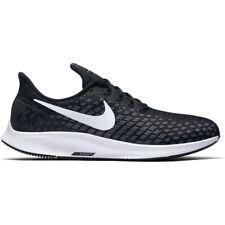 Nike Uomo Air Zoom Pegasus 35 Corsa Scarpe colore Nero/bianco/gunsmoke / Olio