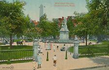BOSTON MA - Winthrop Square Charlestown